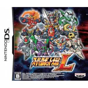 Super Robot Taisen L [NDS - Used]