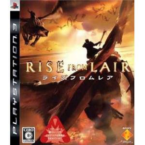 Rise From Lair [PS3 - Used Good Condition]