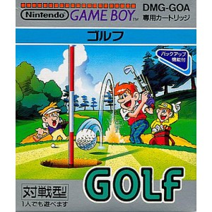 Golf [GB - Used Good Condition]
