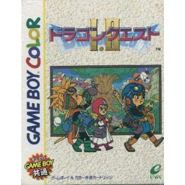 Dragon Quest I - II [GBC - Used Good Condition]