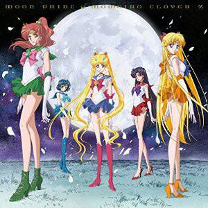 Sailor moon Crystal girls