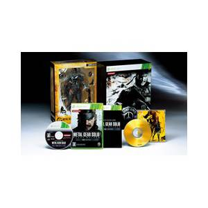 Metal Gear Solid Peace Walker HD Edition - Premium Package [X360 - Used Good Condition]