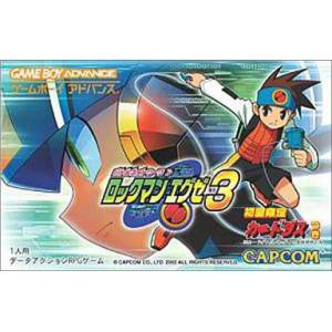 Rockman Exe 3 / MegaMan Battle Network 3 [GBA - Used Good Condition]