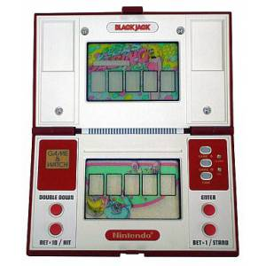 Black Jack - Multi Screen BJ-60 - occasion / loose [Game & Watch]