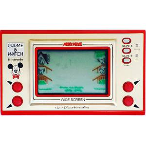 Mickey Mouse - Wide Screen MC-25 - occasion / loose [Game & Watch]