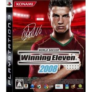 Winning Eleven 2008 / PES 2008 [PS3 - Used Good Condition]