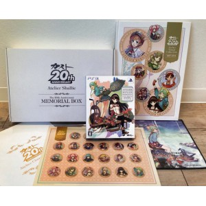 Atelier Shallie Alchemists of the Dusk Sea - 20th Anniversary Memorial Box Limited Edition [PS3]