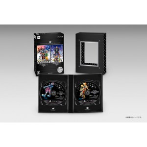 Kingdom Hearts HD 1.5 + 2.5 ReMIX Double Pack + KINGDOM HEARTS II PLAY ARTS KAI [PS3]