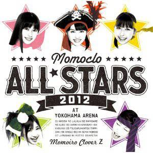 Momoiro Clover Z - Peach Black ★ All Stars 2012 [CD]
