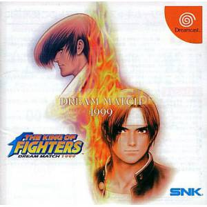 The King Of Fighters - Dream Match 1999 [DC - Used Good Condition]