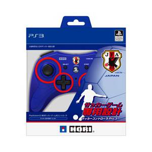 Football controller Pro.3 Japanese national soccer team Ver. [PS3 brand new]