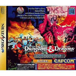 Dungeons & Dragons Collection [SAT - occasion BE]