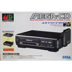 Mega CD 1 complete in box [Used Good Condition]