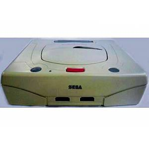 Sega Saturn White Model [Used - no Box]