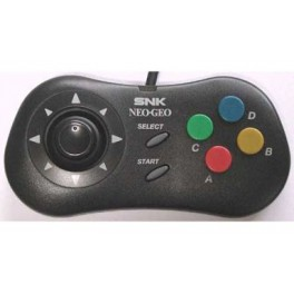Neo Geo CD Controller (compatible AES) [Used Good Condition / loose]