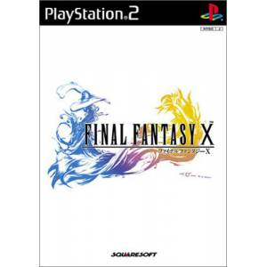 Final Fantasy X [PS2 - brand new]
