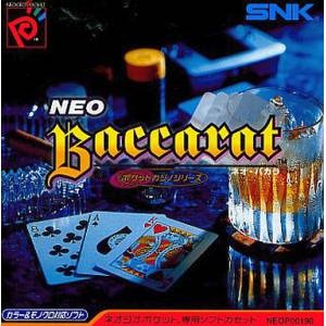 Neo Baccarat [NGPC - Used Good Condition]