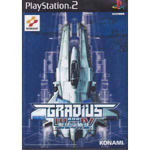 Gradius III and IV [PS2 - brand new]