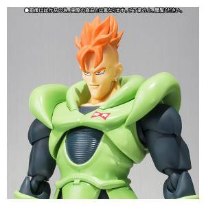 Dragon Ball Z - Android 16 (C16) - Edition Limitée [SH Figuarts]