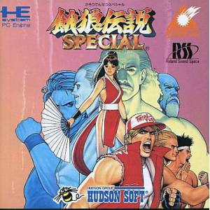 Garou Densetsu Special / Fatal Fury Special [PCE ACD - used good condition]