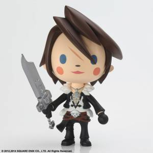 Theatrhythm Final Fantasy - Squall Leonhart [Static Arts mini]