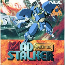 Buy Mad Stalker - Full Metal Force - used good condition (PC Engine