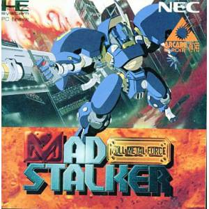 Mad Stalker - Full Metal Force [PCE ACD - used good condition]
