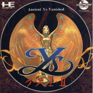 Ys I - II [PCE CD - occasion BE]