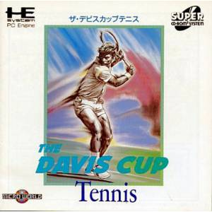The Davis Cup Tennis [PCE SCD - used good condition]