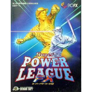 Super Power League FX [PCFX - occasion BE]