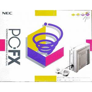 Nec PC-FX - complete in box [used good condition]