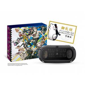 PlayStation Vita Dangan Ronpa 1-2  Black Limited Edition [new]