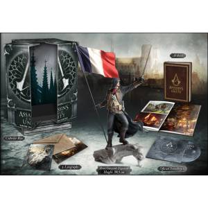 Assassin's Creed Unity Collector's Edition Ebten Limited [PS4]