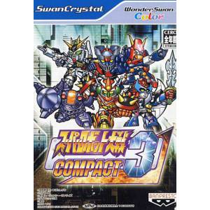 Super Robot Taisen Compact 3 [WSC - Used Good Condition]