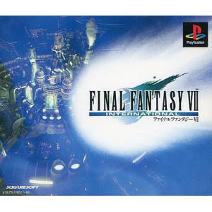 Final Fantasy VII International [PS1 - occasion BE]