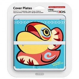 Cover Plates - No. 37 [New 3DS]