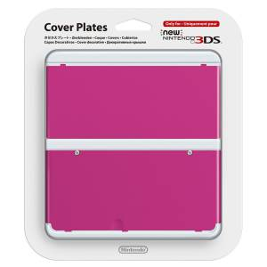 Cover Plates - No. 32 [New 3DS]