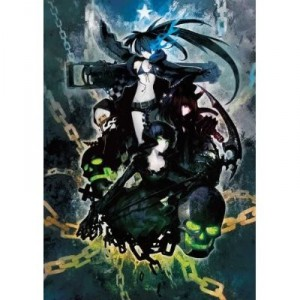 Black Rock Shooter - Limited Edition [Blu-ray & DVD Set - Region Free]