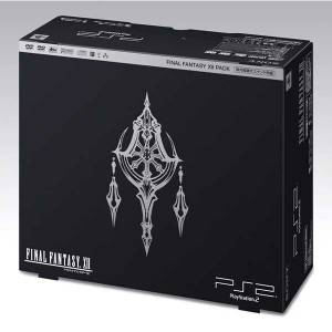 PlayStation 2 Slim - Final Fantasy XII pack (SCPH-75000FF) [used]