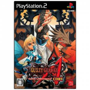 Guilty Gear XX Accent Core [PS2 - brand new]