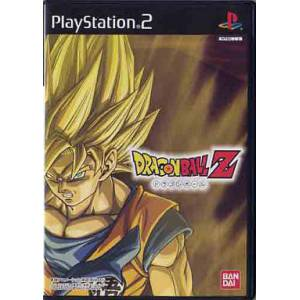 Dragon Ball Z / Dragon Ball Z Budokai [PS2 - Used Good Condition]