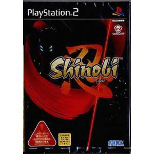 Shinobi [PS2 - Used Good Condition]