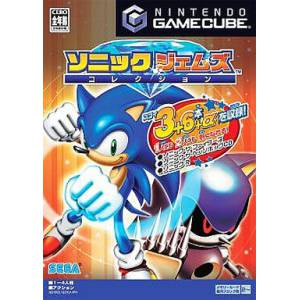 Sonic Gems Collection [NGC - used good condition]