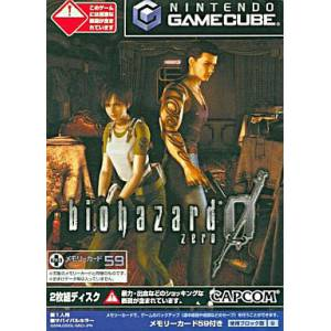 Bio Hazard 0 / Resident Evil Zero [NGC - used good condition]