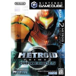 Metroid Prime 2 - Dark Echoes [NGC - occasion BE]