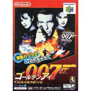 Golden Eye 007 [N64 - occasion BE]