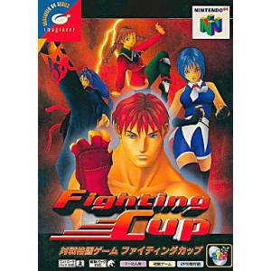 Fighting Cup / Fighters Destiny [N64 - used good condition]