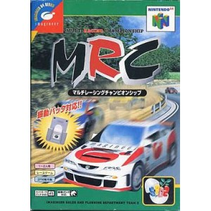 Multi Racing Championship [N64 - used good condition]