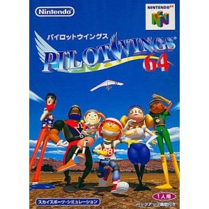 Pilotwings 64 [N64 - used good condition]