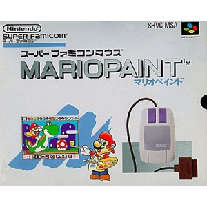 Mario Paint [SFC - Used Good Condition]